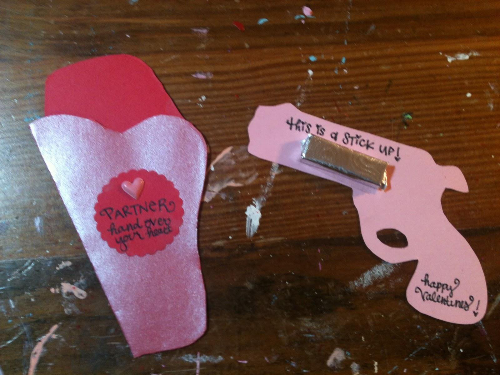 Grosgrain and Glueguns Valentines Day Cards – Big Valentine Card