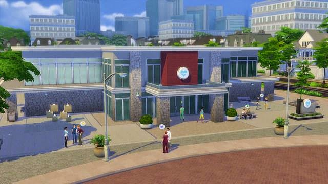 Game pc the sims 4