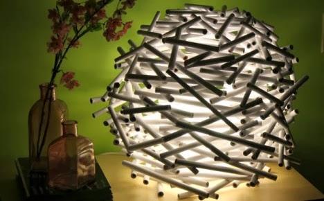 ตกแต่งบ้านด้วยโคมไฟสวยๆเก๋ๆจากกระดาษ