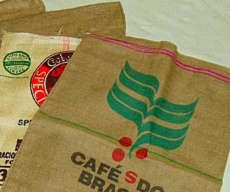 Lb Burlap Coffee Bags