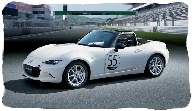 Mazda Roadster ND NR-A