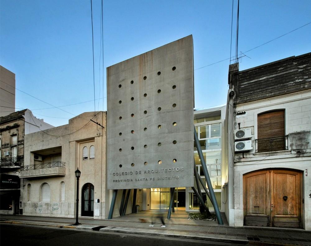 El plan z arquitectura colegio de arquitectos santa fe - Colegio de arquitectos toledo ...