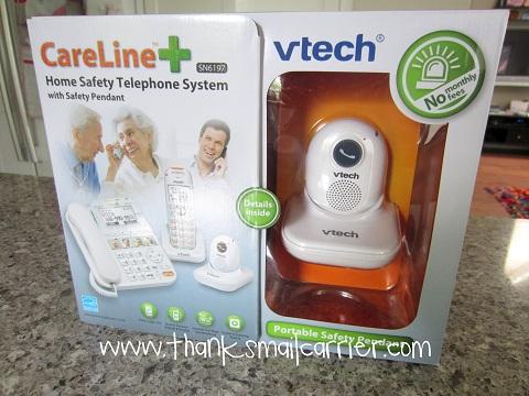 VTech CareLine system