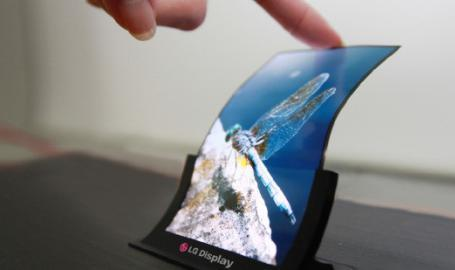 Technology LG Flexible Screen