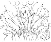 #4 Dota 2 Coloring Page