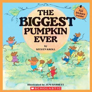 bookcover of Biggest Pumpkin Ever by Steven Kroll