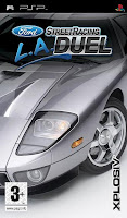 Ford Street Racing: L.A. Duel – PSP