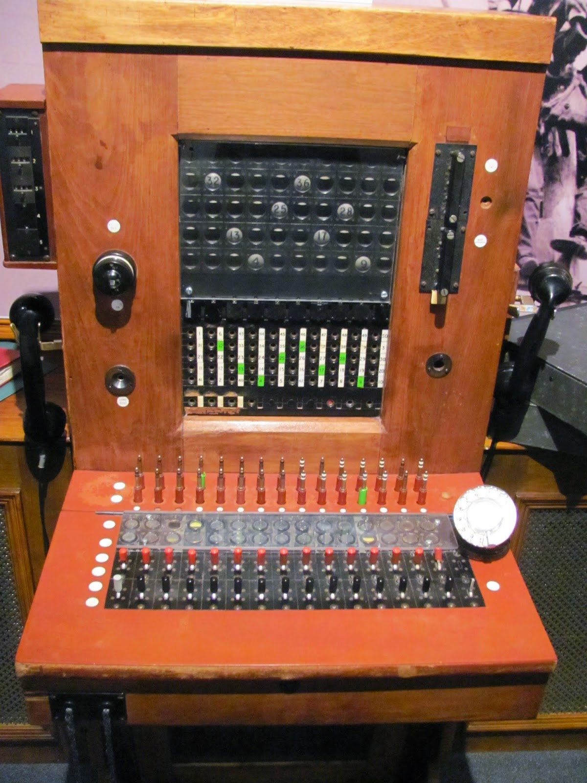 GPO Radio Switchboard