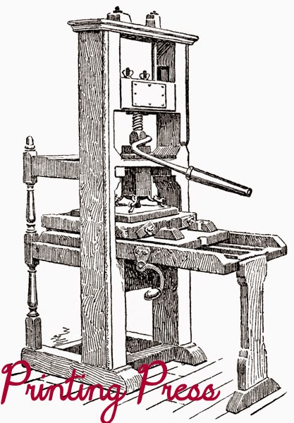 printing press reformation A study of protestant and catholic pamphlets published in strasbourg during the early years of the reformation looks at martin luther's use of the recently invented.