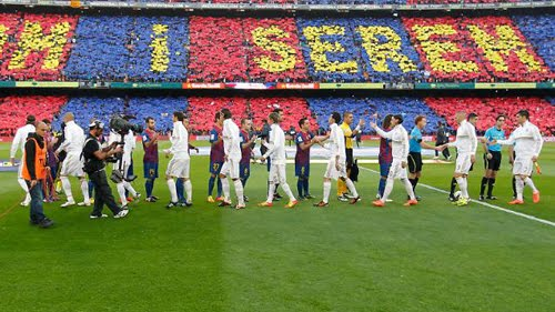 FC Barcelona Real Madrid 1-2