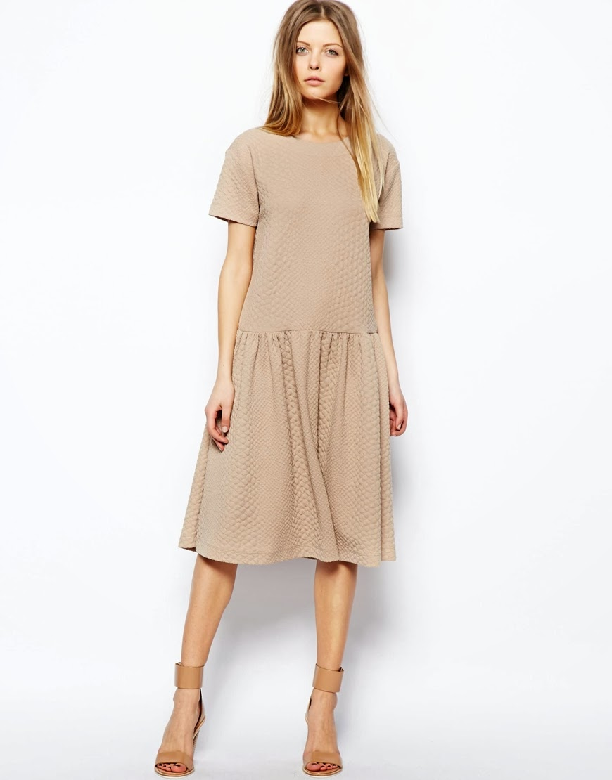 asos loose dress