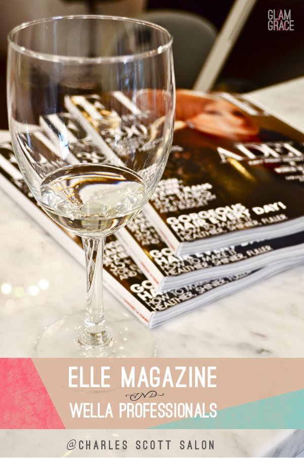 ELLE Magazine - Wella Professionals Event in Cleveland
