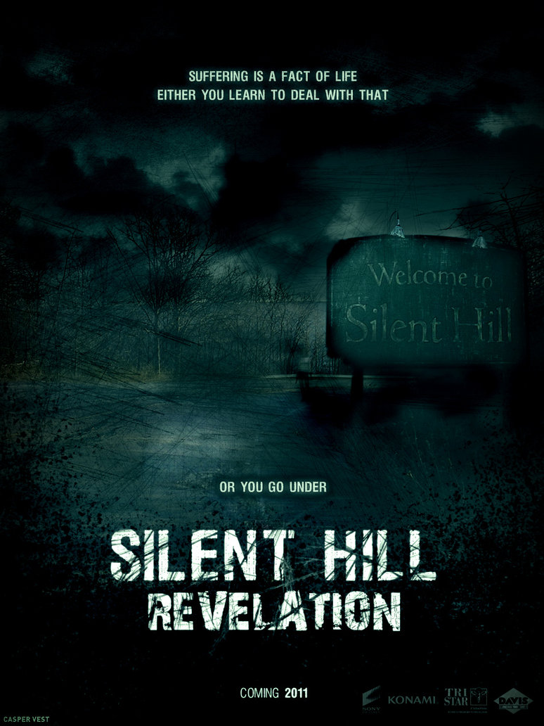 "trailer silent hill 2 ""revelation"""