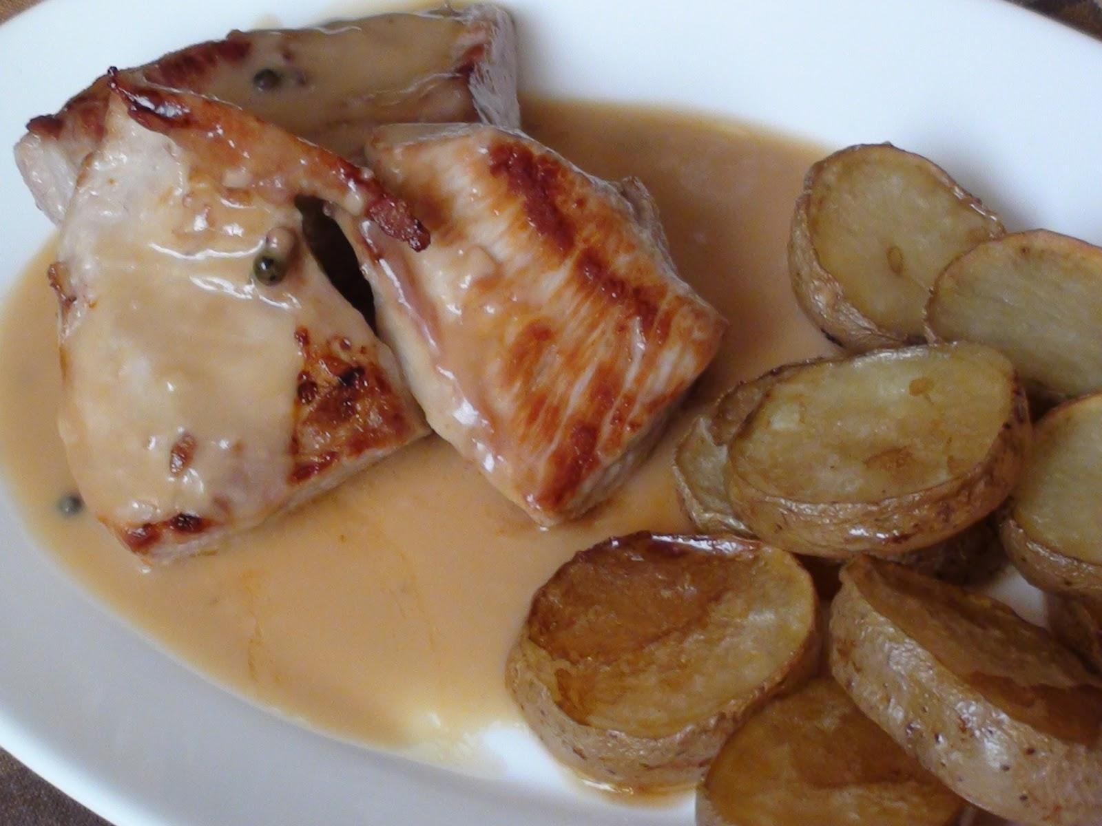 Reto cocina f cil d a 2 secreto ib rico con patatas al Solomillo iberico al horno