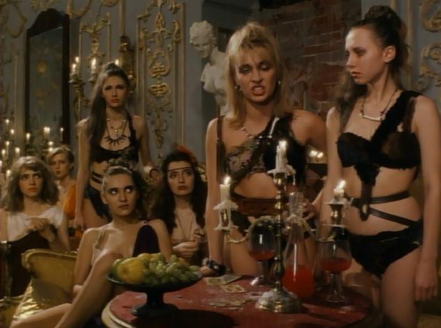 Seven 1995 lust dildo bladed