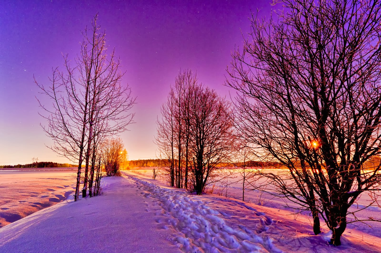 """""""En la felicidad el corazón se funde como la nieve en primavera"""""""