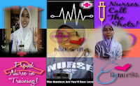 NURSING IS A PART OF MY LIFE
