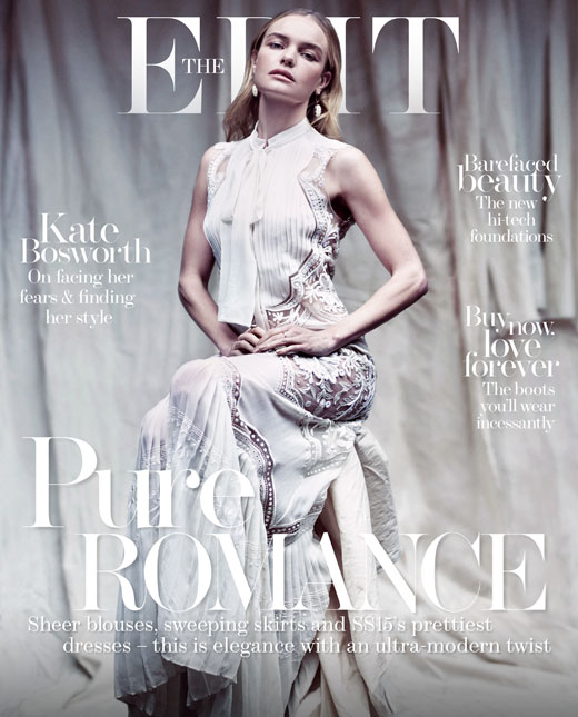 Kate Bosworth, The Edit