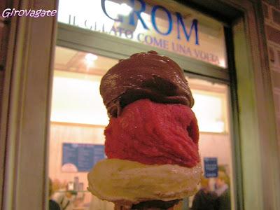 gelateria Grom Firenze