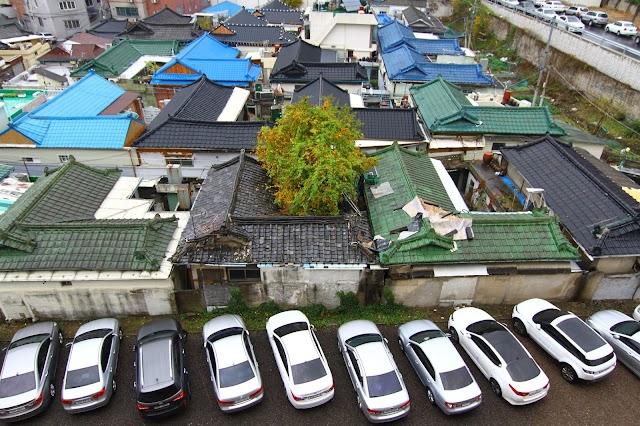 80 Hari di Korea : Hari 65 (Cuaca Makin Sejuk & Jatuh Sakit)