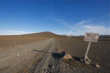 Islande route f35