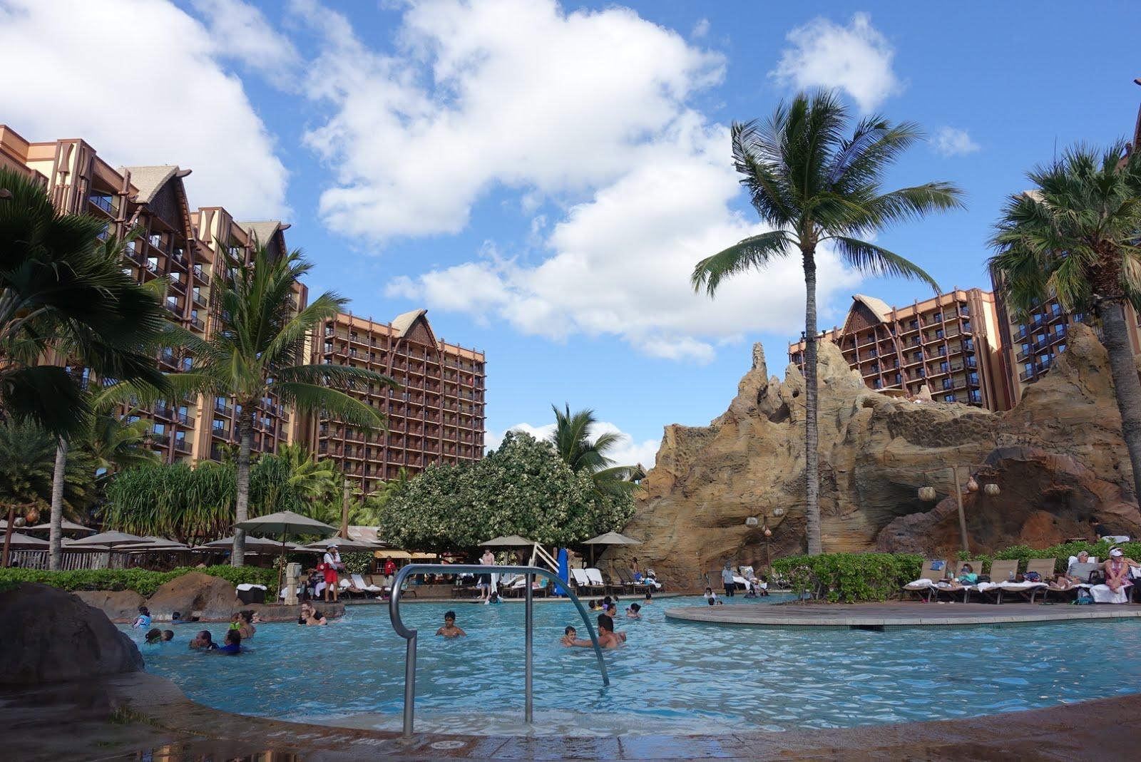 夢の国 ハワイのアウラニ・ディズニー・リゾートの宿泊レビュー