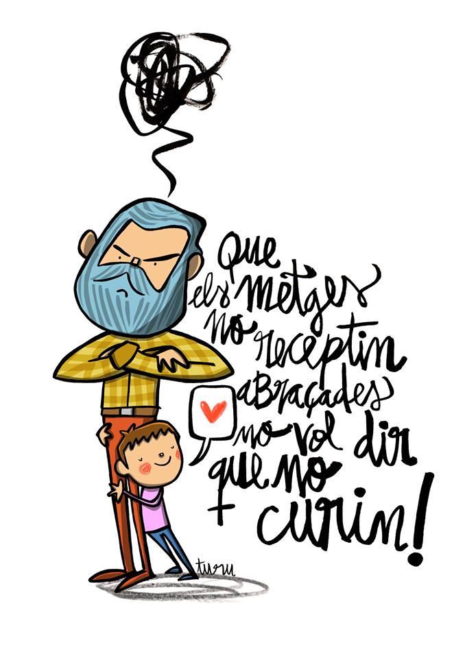 ELS/LES INFANTS NECESSITEM MOLTA ESTIMA!!!