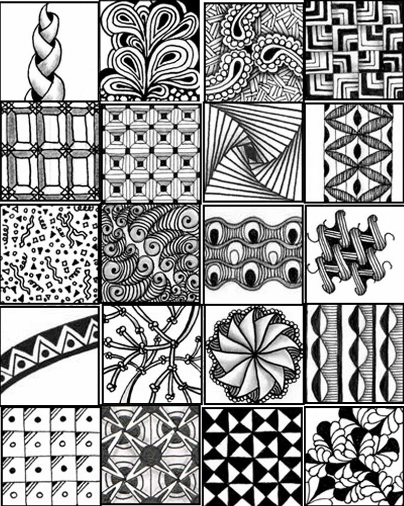 1000 images about zentangel on pinterest zentangle for Art decoration pdf