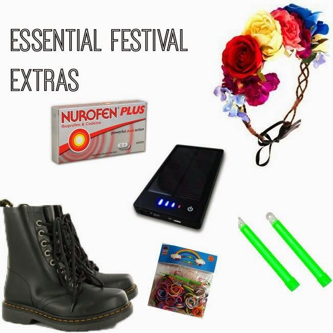 Essential Festival Extras