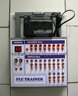 jual alat trainer plc