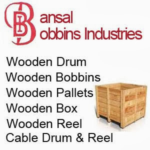 Wooden Pallets, Drum, Boxes