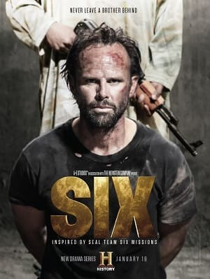 SIX - Esquadrão Antiterrorista Séries Torrent Download capa