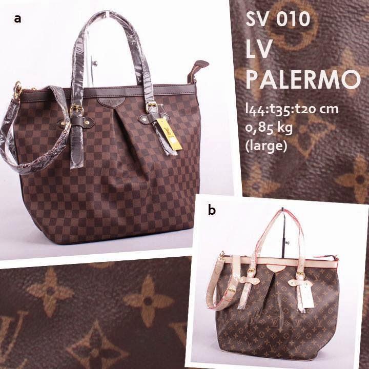 jual online tas wanita branded murah merek Louis Vuitton LV