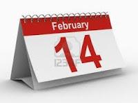 14 de febrero dia de san valentin
