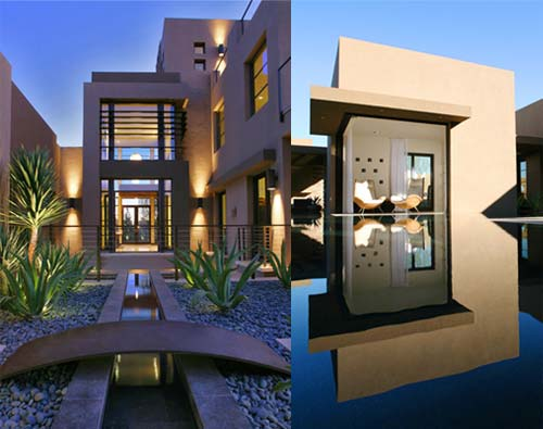 Contemporary homes - Contemporary home ...