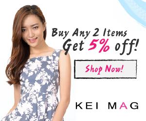 KEI MAG- Malaysia Online Boutique- Fashion- Clothins- Dress- Shop