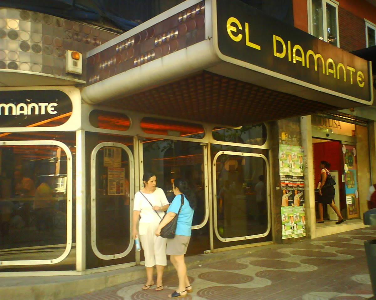 bar El Diamante