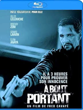 Filme Poster À Bout Portant BDRip XviD & RMVB Legendado