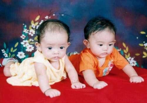 60 Nama Bayi Kembar Perempuan Dengan Laki-Laki