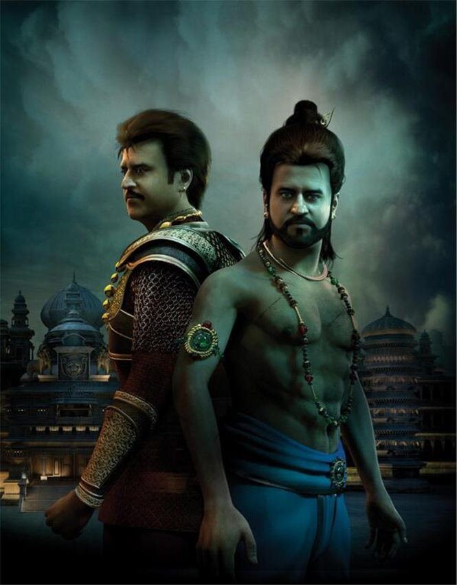 Superstar Rajnikanth's Kochadaiyan Still