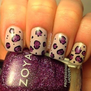 10 Sharpie Manicure Ideas
