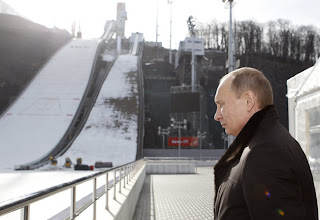 Poverty in Russia and Winter Olympics