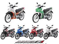 Yamaha Kembali Rilis Harga Motor Baru