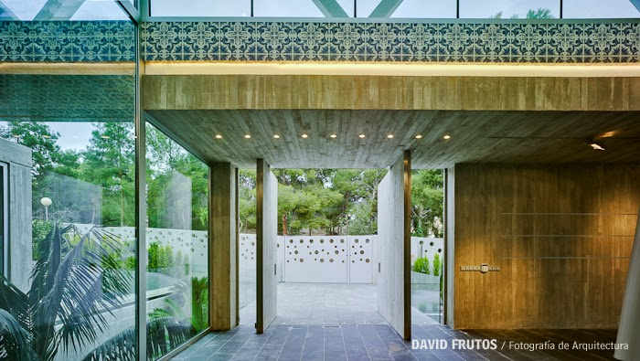 Thinking of colors architecture design casa 4 en 1 - Arquitectos en murcia ...