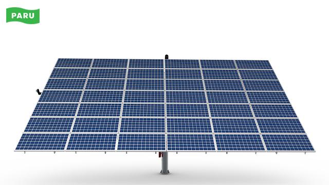 [PARU Solar Tracker] PARU Single Axis Tracker