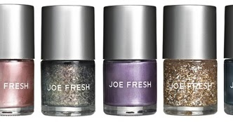 Joe Fresh Future Effects Nail Polish Collection - with swatches ...