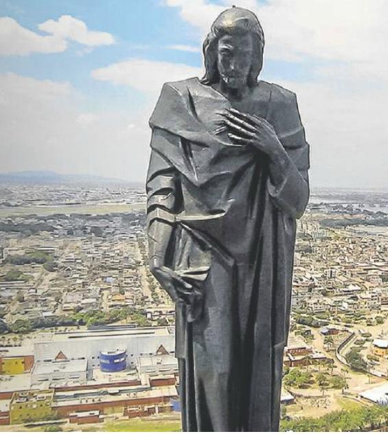 Cristo del Cerro Santa Ana