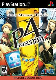 Free Download Games Shin Megami Tensei Persona 4 PS2 ISO Full Version