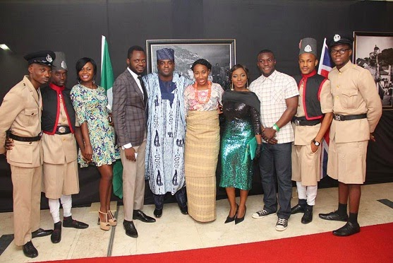 """Have you seen photos from Kunle Afolayan's movie's """"October 1st"""" premiere?"""