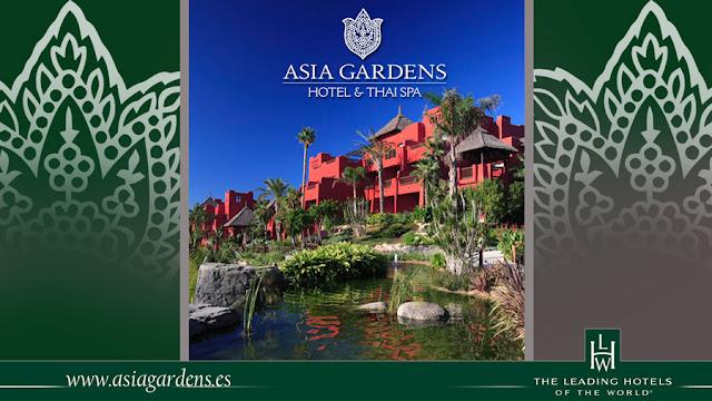 Hotel De Lujo Asia Gardens Hoteles 5 Estrellas En Espa A